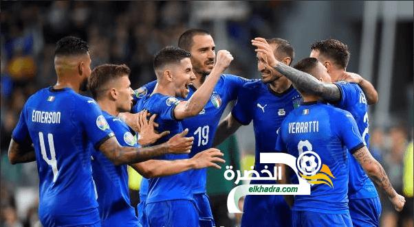 منتخب إيطاليا يحقق فوزًا صعبًا على ضيفه البوسنة والهرسك 17