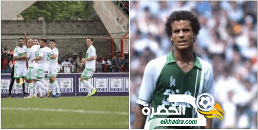 أرقام وإحصائيات مشاركات المنتخب الجزائري في كأس أمم إفريقيا 24