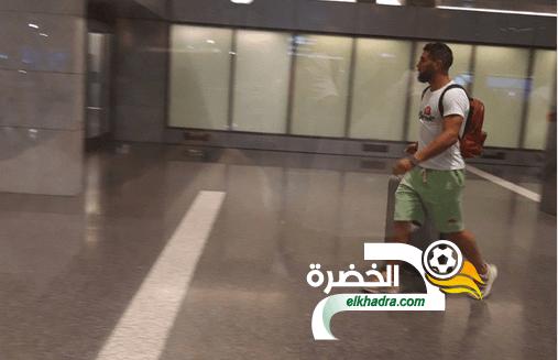 فيديو وصول المهاجم اندي ديلور الى تربص المنتخب الوطني 24