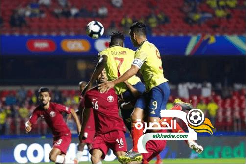 قبل مواجهة الجزائر .. منتخب كولومبيا لم ينهزم في 9 مباريات متتالية 27