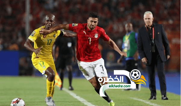 مصر تفتتح بطولة أفريقيا بالفوز أمام زيمبابوي 24