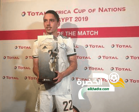 الجزائر 2-0 كينيا : إسماعيل بن ناصر رجل المباراة 17