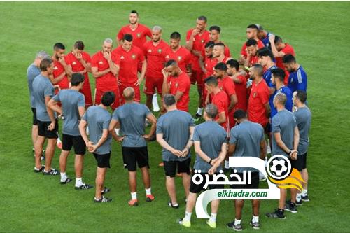 كأس إفريقيا للأمم 2019: الحصة ما قبل الأخيرة للمغرب قبل ملاقاة كوت ديفوار 28