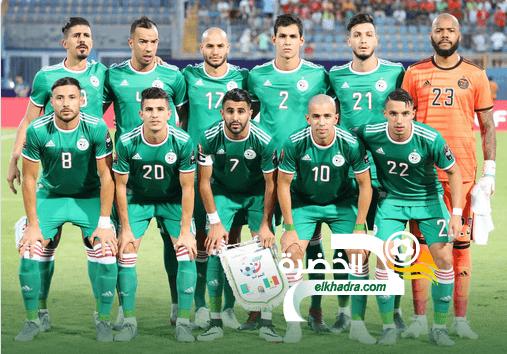 المنتخب الجزائري صاحب أطول سلسلة مباريات بدون هزيمة 24