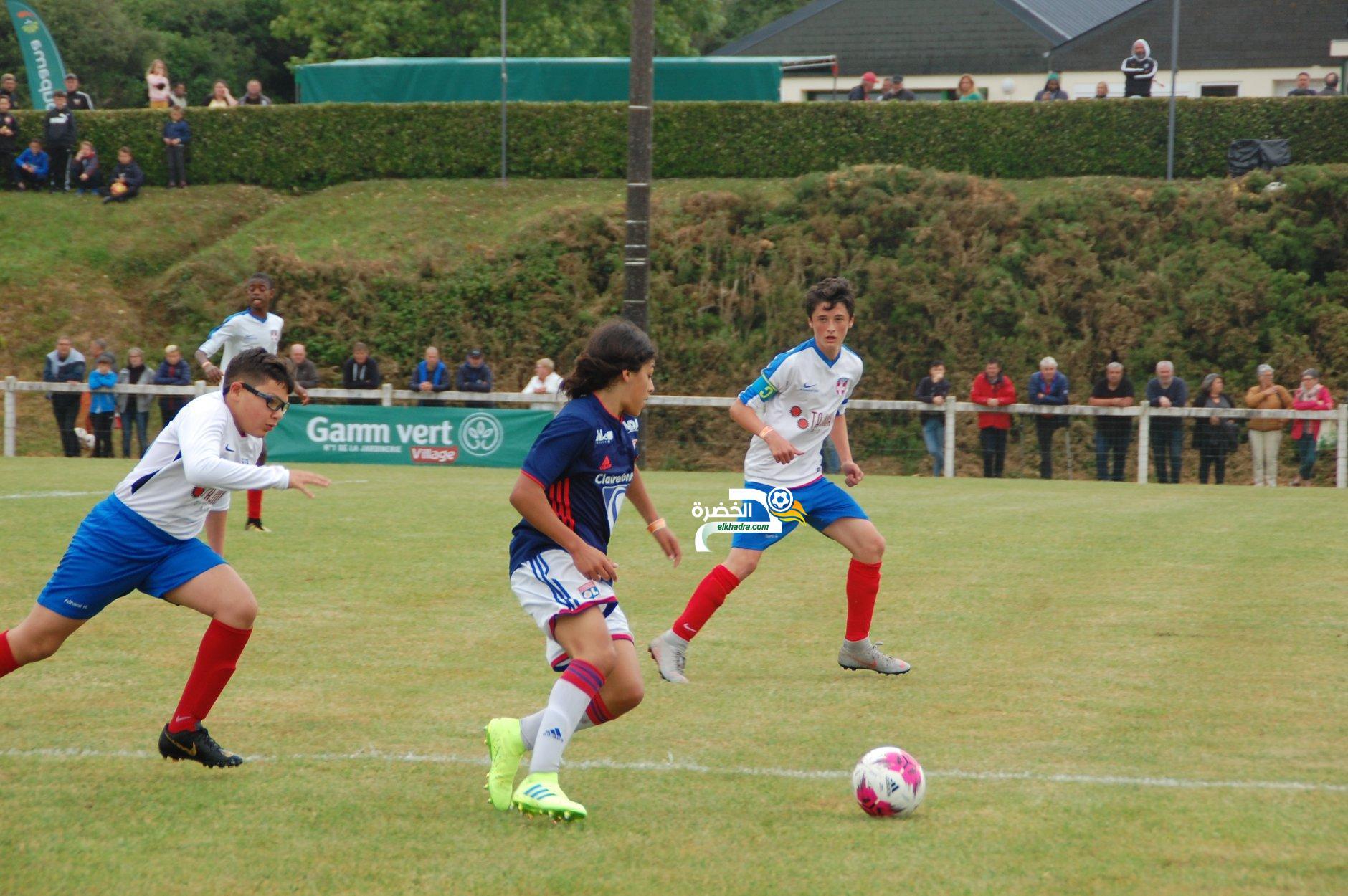 موهبة جزائرية تسجل 16 هدف في دورة دولية بفرنسا ! 30