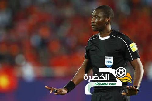 الحكم الكاميروني أليوم نيانت لإدارة مباراة الجزائر و زيمبابوي 24