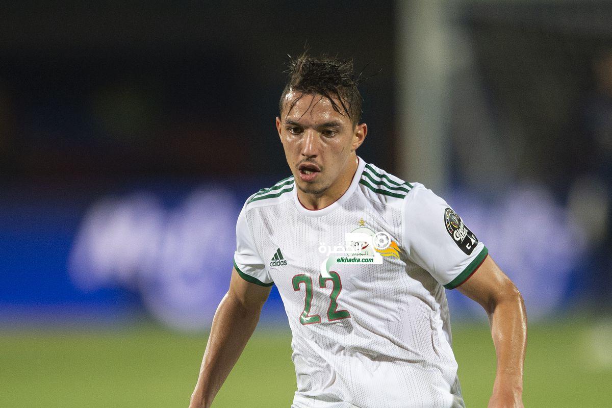 المنتخب الوطني : بلماضي وعد نادي ميلان بأن يلعب بن ناصر مباراة واحدة فقط 23