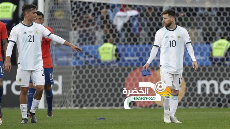 الأرجنتين تفوز على تشيلي وتحرز المركز الثالث في بطولة كوبا أمريكا 2019 24