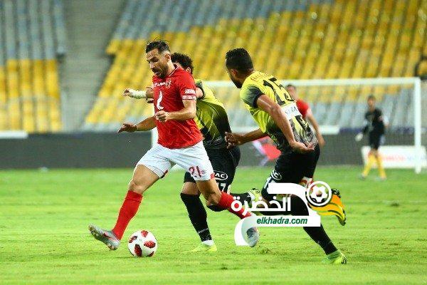 الأهلي يفوز بلقب الدوري المصري الممتاز 21