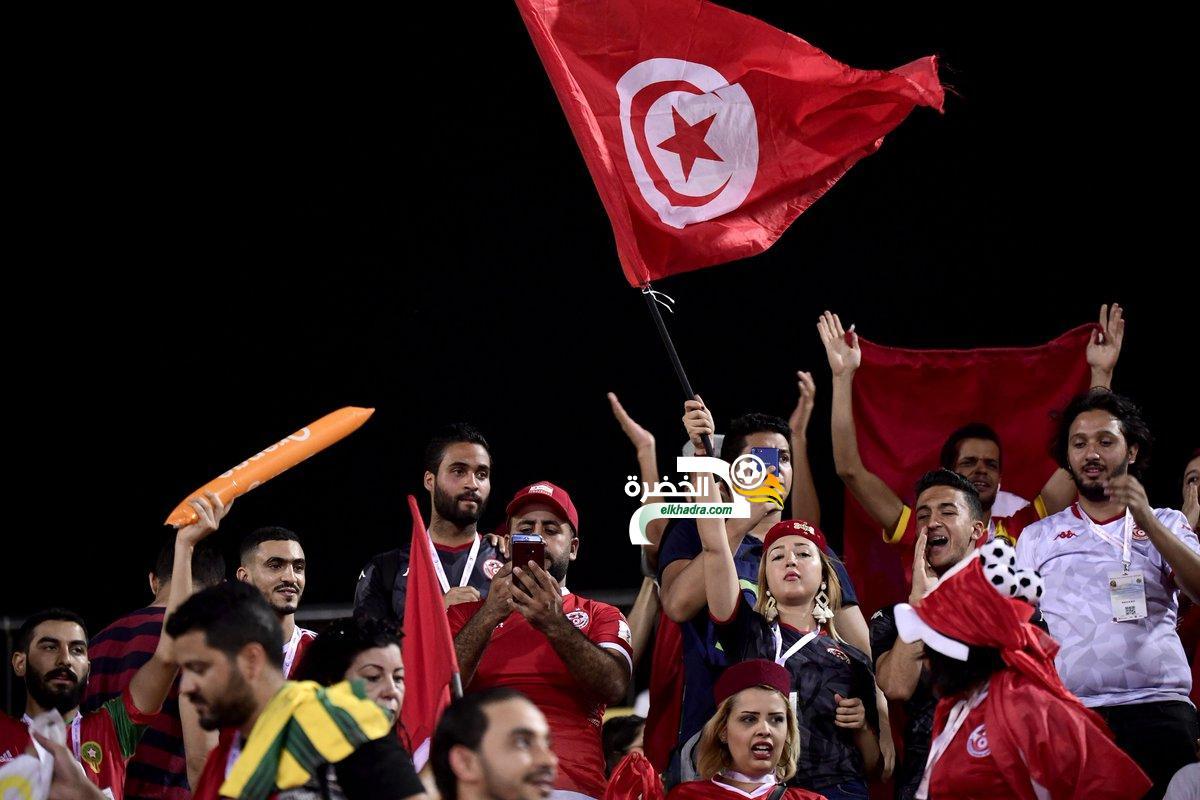 تخصيص 7 طائرات لنقل الجماهير التونسية إلى مصر لمؤازرة نسور قرطاج 24