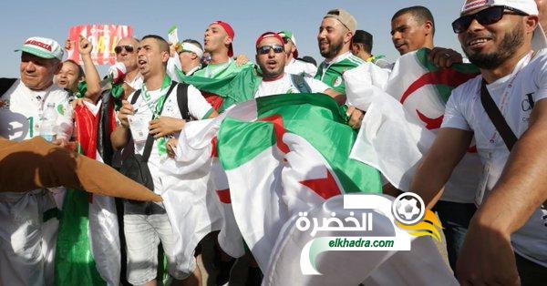 """""""وان تو ثري"""" الشعار الشهير للجزائريين الذي يعشقه المصريون 24"""