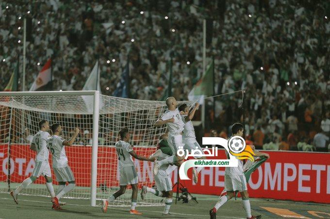 بلماضي و 4 لاعبين جزائريين في التشكيلة المثالية لكاس امم افريقيا 2019 27