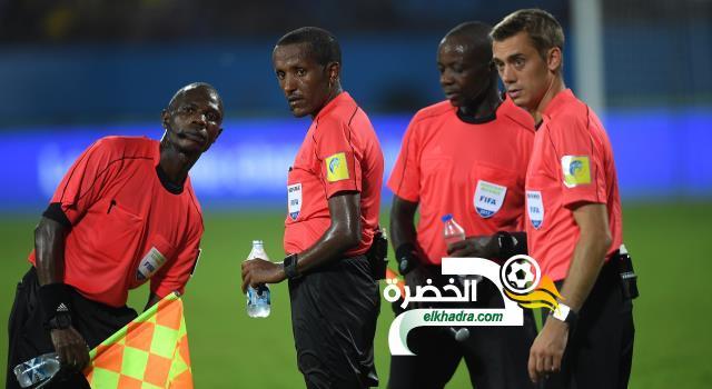 6 معلومات عن حكم مباراة الجزائر ضد كوت ديفوار.. بشرى سارة للخضر 24