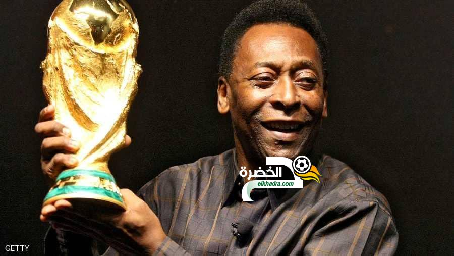 """بيليه :""""فوز المنتخب الجزائري بكاس إفريقيا مستحق"""" 24"""