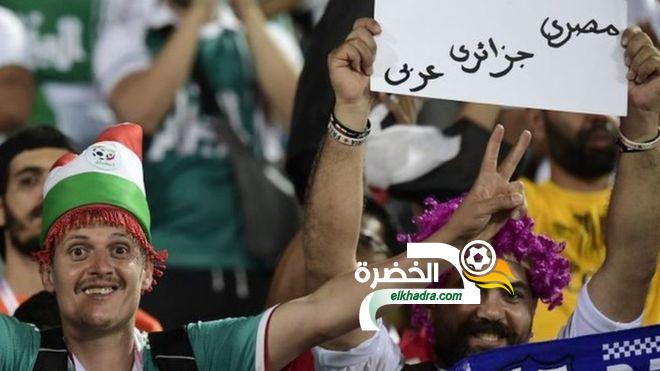 دعم الجمهور المصري للمنتخب الجزائري ما الذي تغير ؟ 25