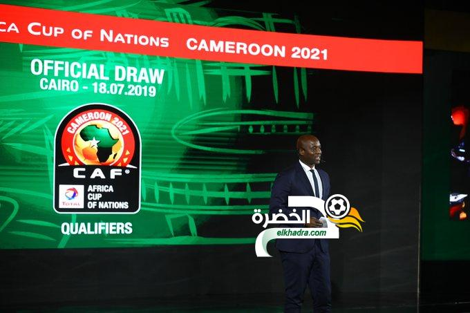 الكاف تكشف عن موعد مباريات تصفيات أمم إفريقيا 2021 26