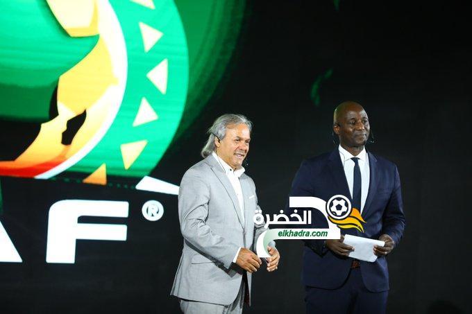 قرعة تصفيات كان 2021 : الجزائر رفقة كل من زامبيا و زيمبابوي و بوتسوانا 24