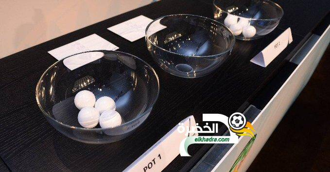 تفاصيل قرعة الدور الأول من التصفيات الأفريقية المؤهلة إلى كأس العالم قطر 2022 27