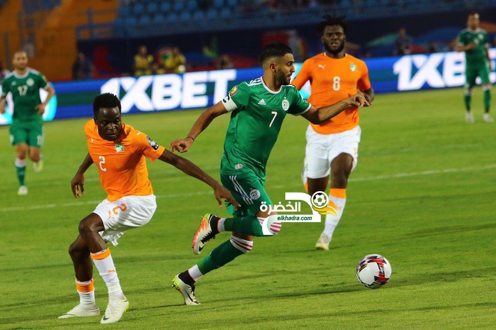 مباراة الجزائر وكوت ديفوار كاملة 1 -1 تعليق حفيظ دراجي | 2019 17