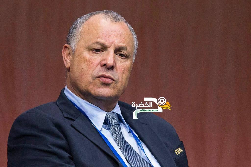 استقالة رئيس اتحاد الكرة المصري هاني أبو ريدة وإقالة أغيري ومعاونيه 26