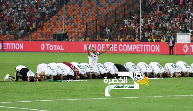 شاهد مافعله اسماعيل بن ناصر اليوم bennacer 34