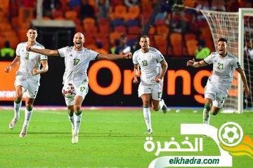 برنامج مباريات المنتخب الجزائري في تصفيات كأس أمم إفريقيا 2021 47