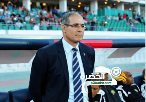"""بادو الزاكي:"""" مباراة غينيا لن تكون سهلة وأرشح الخضر للفوز بها"""" 24"""