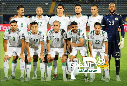 الفاف تعلن موعد وتوقيت مباريات المنتخب الجزائري في الجولتين الاولى والثانية لتصفيات كان 2021 17