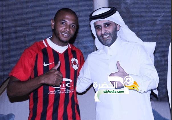 ياسين براهيمي رسمياً في الريان القطري لمدة 3 مواسم 24