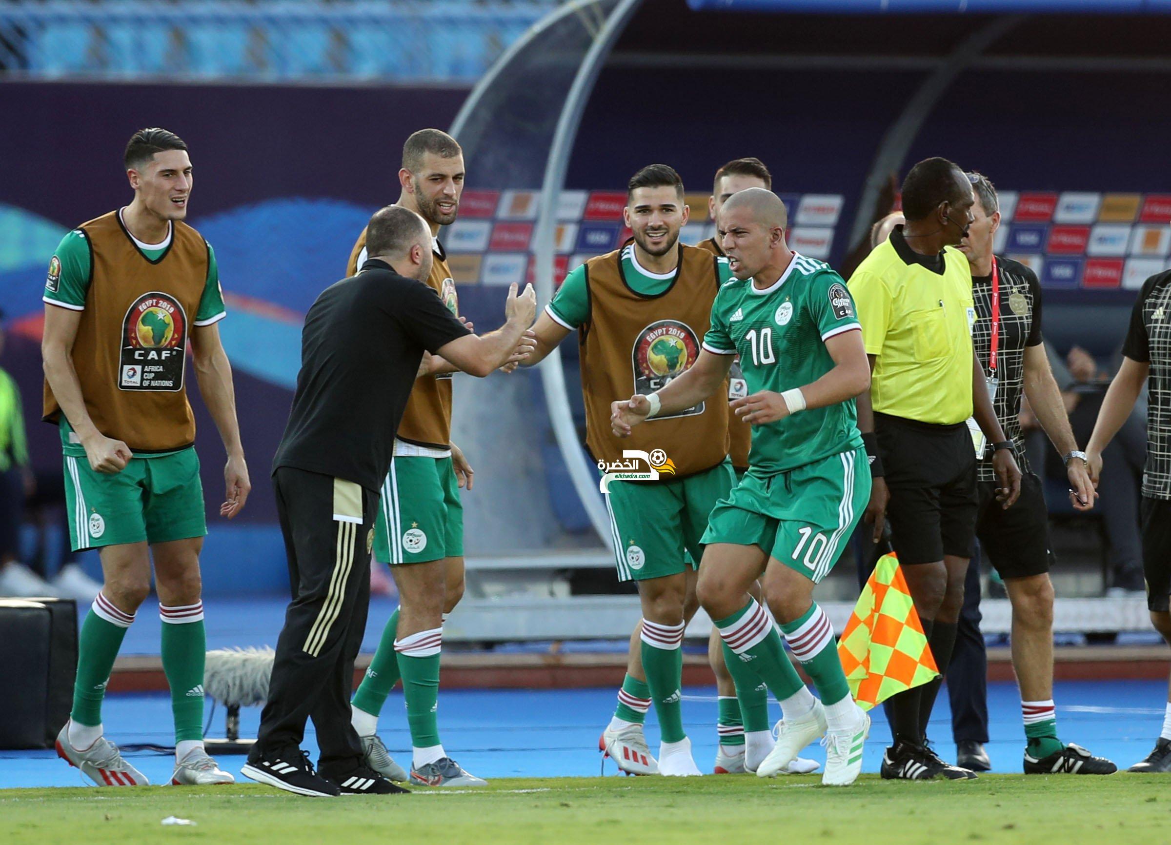 الجزائر تواجه نيجيريا في نصف نهائي كأس أمم إفريقيا 2019 24