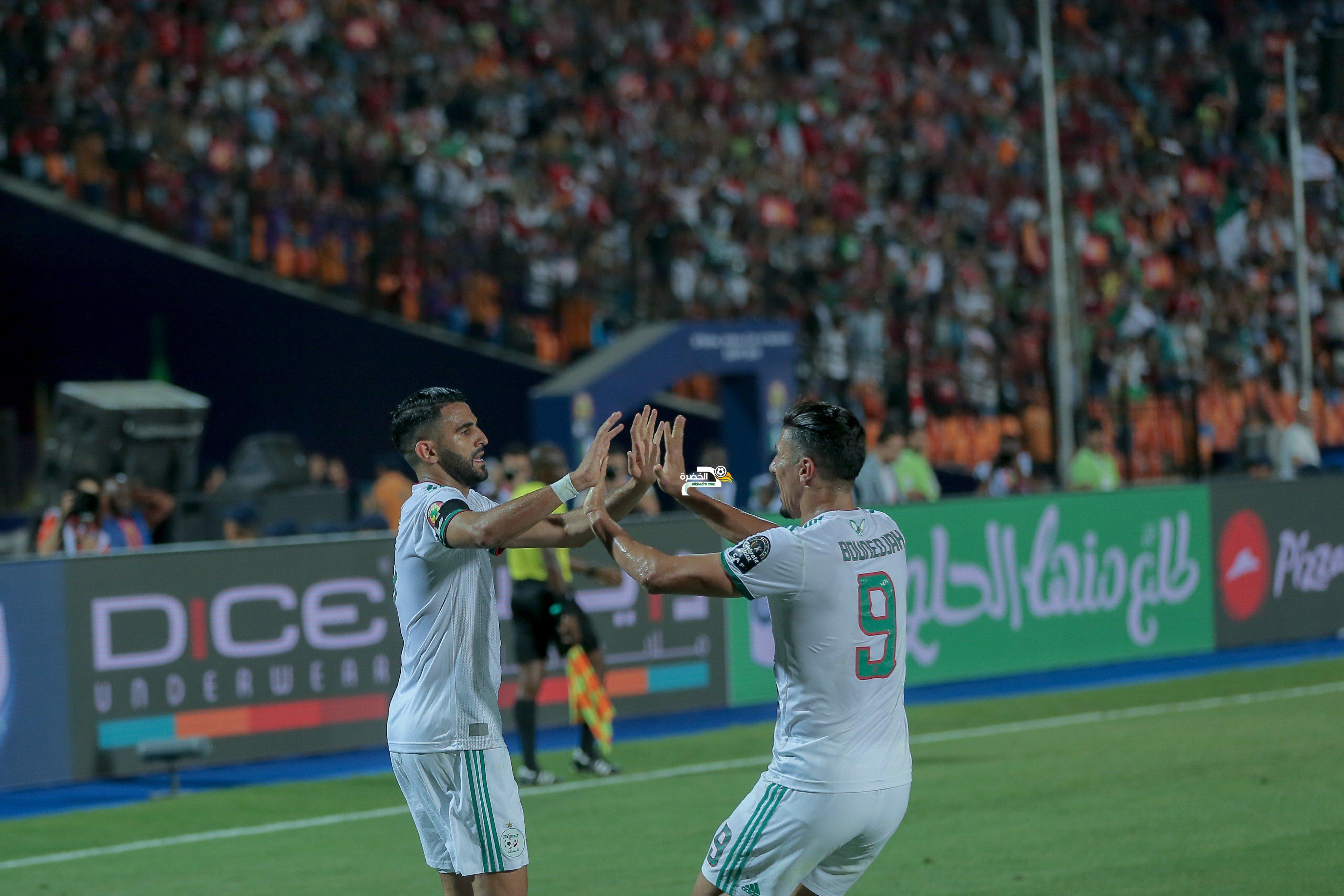 اهداف الجزائر ضد نيجيريا اليوم 17
