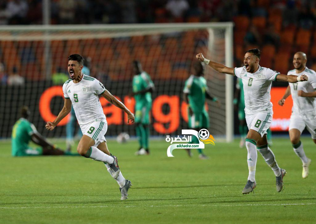 المنتخب الجزائري بطل كاس امم افريقيا 2019 للمرة الثانية في تاريخه 25