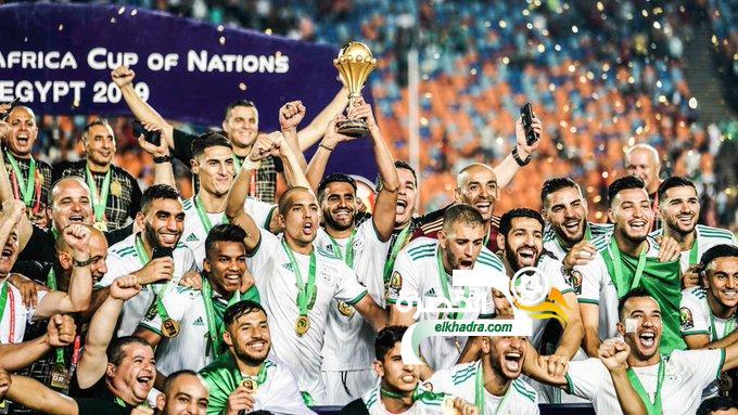 المنتخب الجزائري بطل كاس امم افريقيا 2019 للمرة الثانية في تاريخه 24