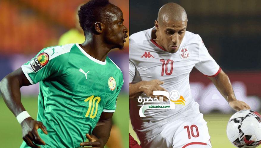 موعد وتوقيت مباراة تونس والسنغال اليوم 14-07-2019 Tunisie vs Sénégal 24