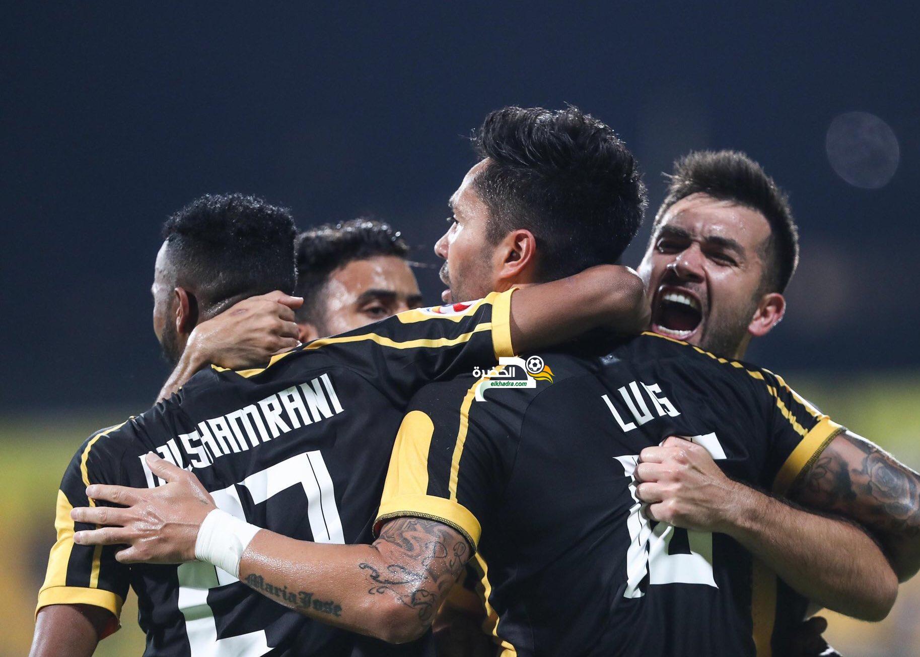 الاتحاد السعودي يهزم ذوب آهن بثنائية في دوري أبطال آسيا 17