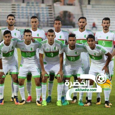 المنتخب الجزائري للمحليين في تربص بسيدي موسى الاثنين المقبل 18