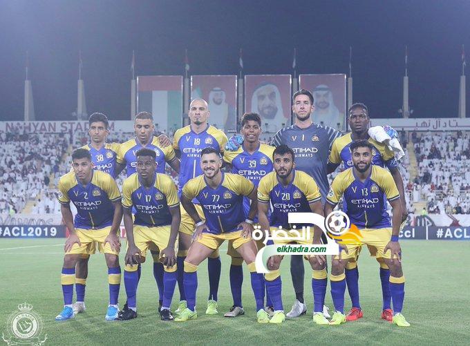 النصر السعودي يتأهل لدور الـ8 من دوري أبطال آسيا 17