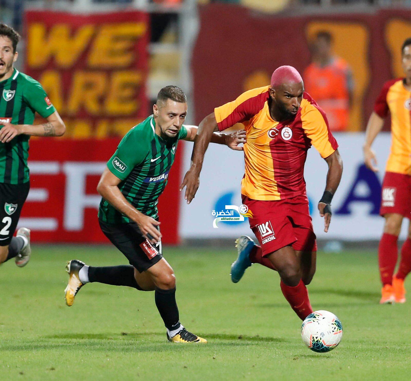 جالطة سراي ينهزم امام دينزلي سبور في افتتاح الدوري التركي 1