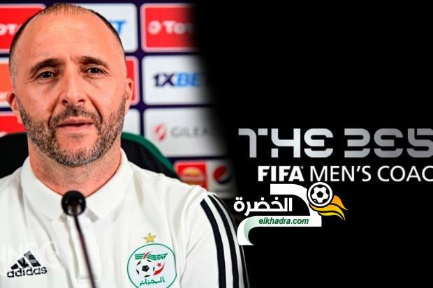 جمال بلماضي : هذه أسباب التطور الكبير لمنتخب الجزائر وكيف عاد لطريق الألقاب 24