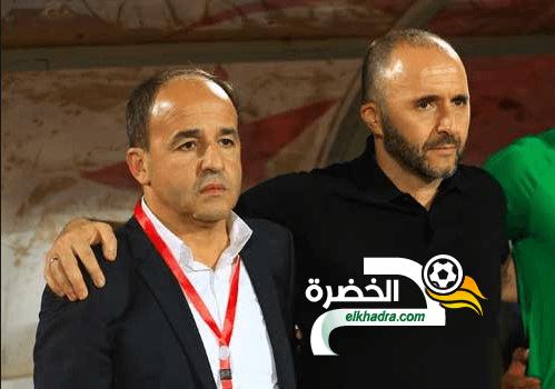 رسميا .. حكيم مدان يستقيل من منصب مناجير عام المنتخب الوطني 24
