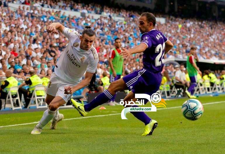 ريال مدريد يسقط في فخ التعادل أمام ضيفه بلد الوليد 24
