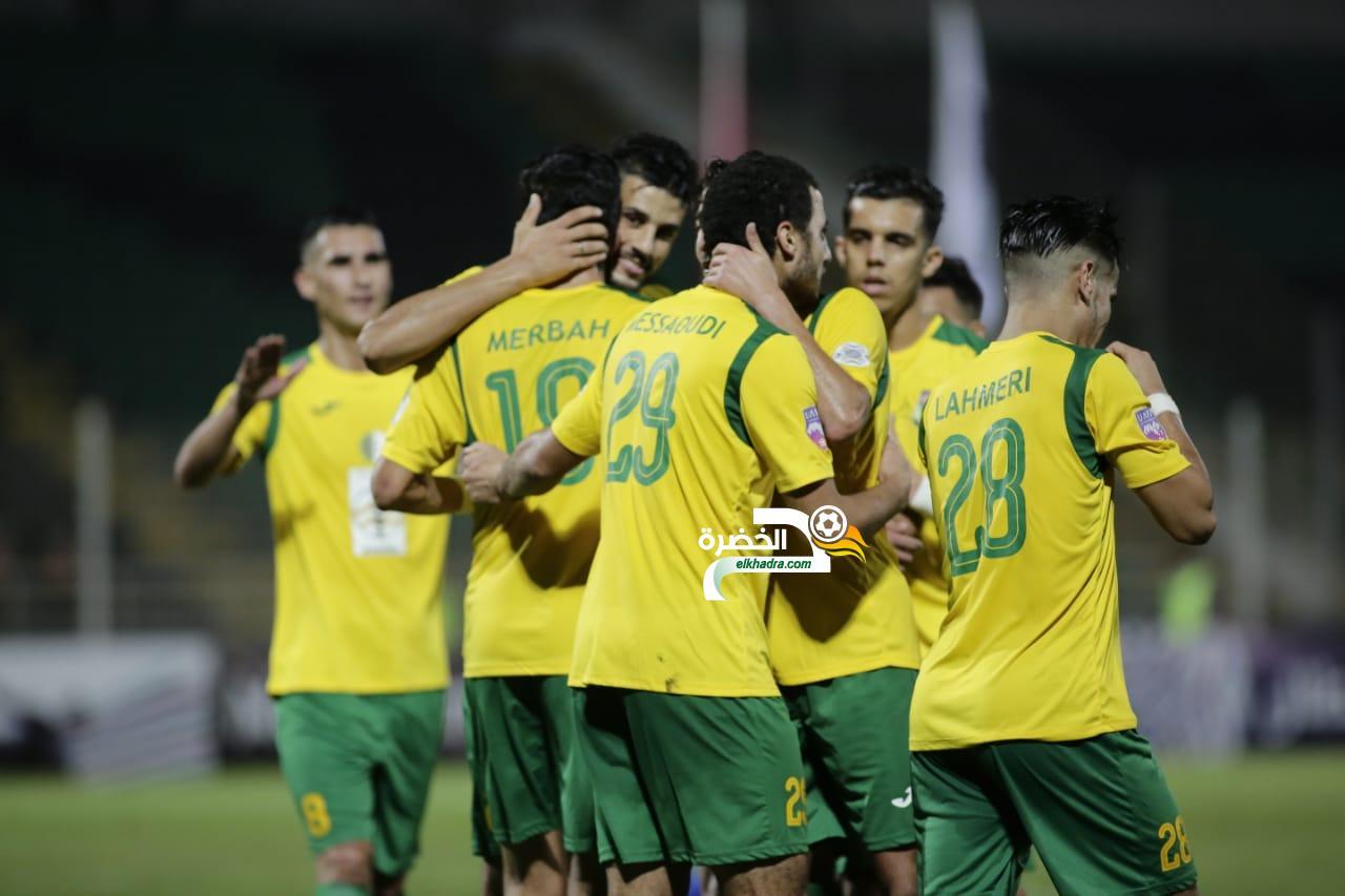 مسعودي يقود شبيبة الساورة لسحق فومبوني القمري في البطولة العربية 24