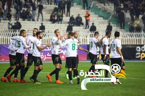 مولودية الجزائر يتغلب على الصفاقسي بثنائية في دوري أبطال إفريقيا 27