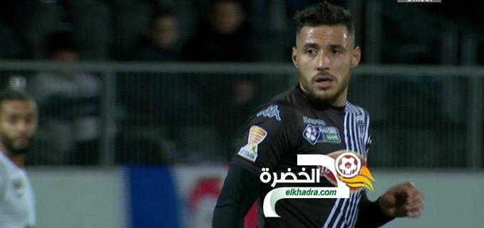 نادي أنجي الفرنسي يطلب خدمات الدولي الجزائري يوسف بلايلي 24