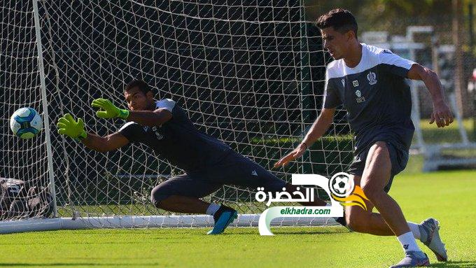 يوسف عطال يعود إلى التدريبات مع فريقه نيس 24