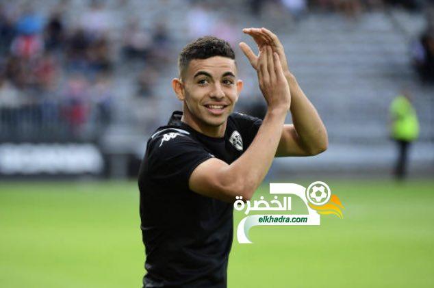 برشلونة يخطط للتعاقد مع الفرانكو جزائري ريان آيت نوري 28