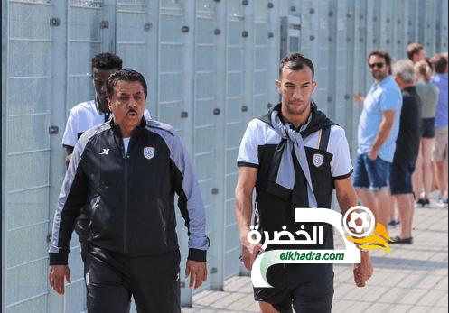 بن العمري يصاب في الركبة ويبتعد عن الشباب السعودي قرابة الشهر 24