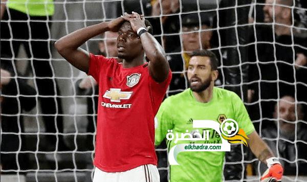مانشستر سولشاير يسقط في فخ التعادل على أرض وولفرهامبتون 24