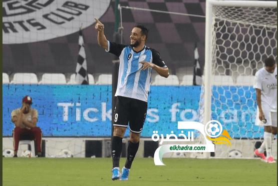 بن يطو هداف مع الوكرة ضد السد في افتتاح الدوري القطري 24