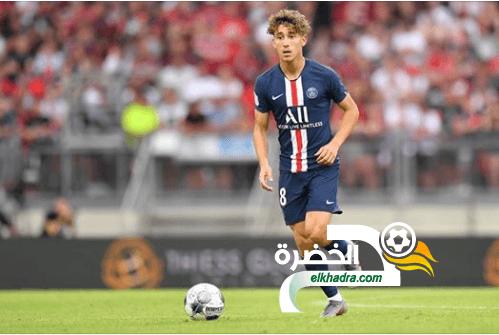 الجزائري الأصلعاديل عوشيش يدخل تاريخ البياسجي في الدوري الفرنسي 24